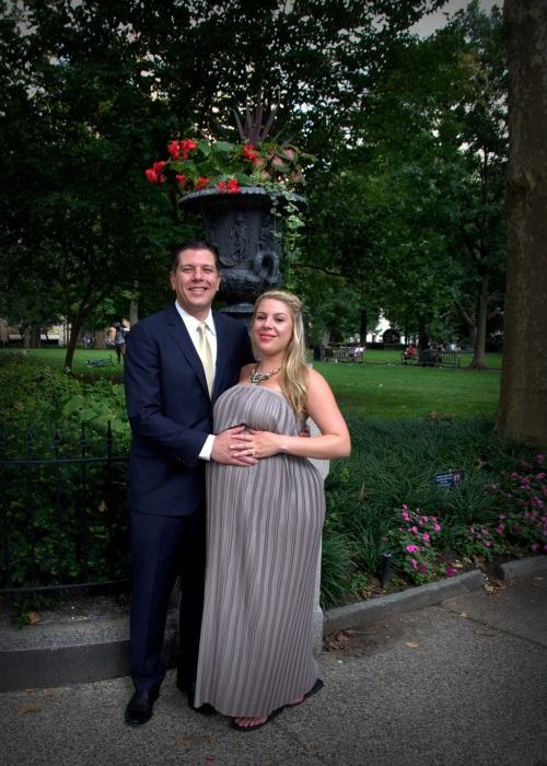 RITTENHOUSE  |  Stephanie Rybczyk and Thomas Chiacchio