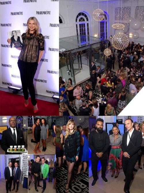 Ali Larter | Celebrates Philadelphia Style Cover