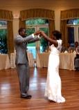 Sep 27, 2014 Silver Danise Garnett and Troy Antard Moore Wedding Day