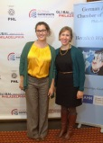 Nov 6, 2014 First Women International Networking event in PHL'