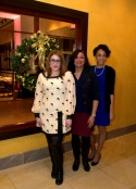 Dec 14, 2014 High~Tea High~Fashion Event, Nicole Miller @ Sofitel-Philadelphia