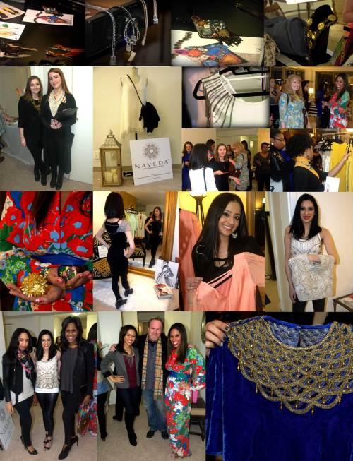 Pyari Muinde, Amy Devan, Jen Caudle