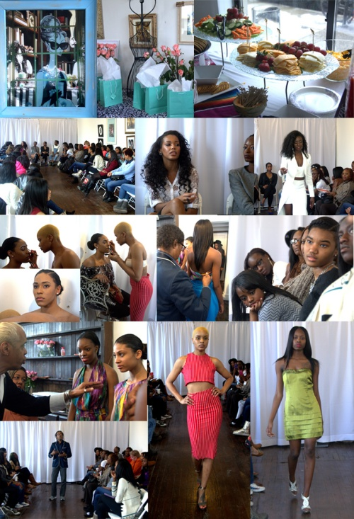Gallery Collective | C.J. Harriet Modeling Conference
