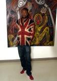 Apr 24, 2015 Baddass Art Man ~ Danny Simmons