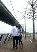 Apr 8, 2015 Sean & Trinia ~  Engagement shoot @ Pine Street Pier