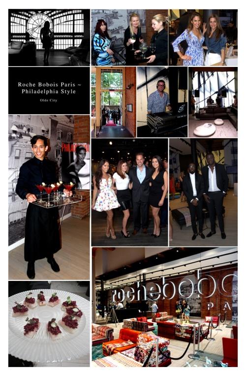 Roche Bobois Paris ~ Philadelphia Style