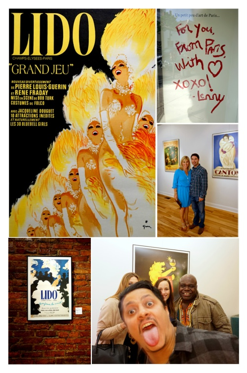 The Bazemore Gallery | Vintage French Poster exhibition