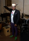 Jun 5, 2015 The Barnes Foundation~ First Friday~Etienne Charles'sCreole Soul