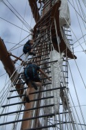Jun 28, 2015 Tall Ships Last Day~Casting off