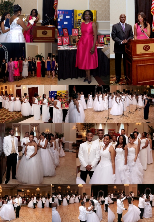 DREXELBROOK CATERERS | Team Girls 30th Anniversary~Debutante Cotillion