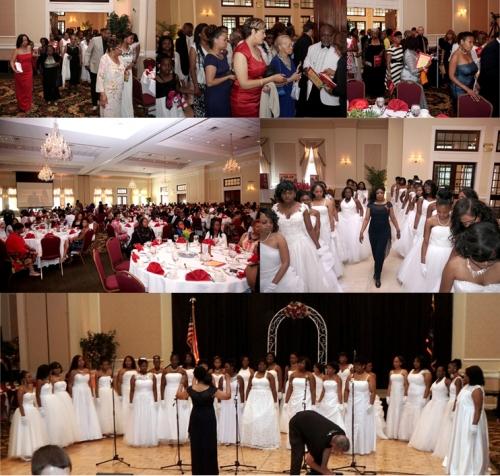 'Team-Girls'-30th-Anniversary~Debutante-Cotillion