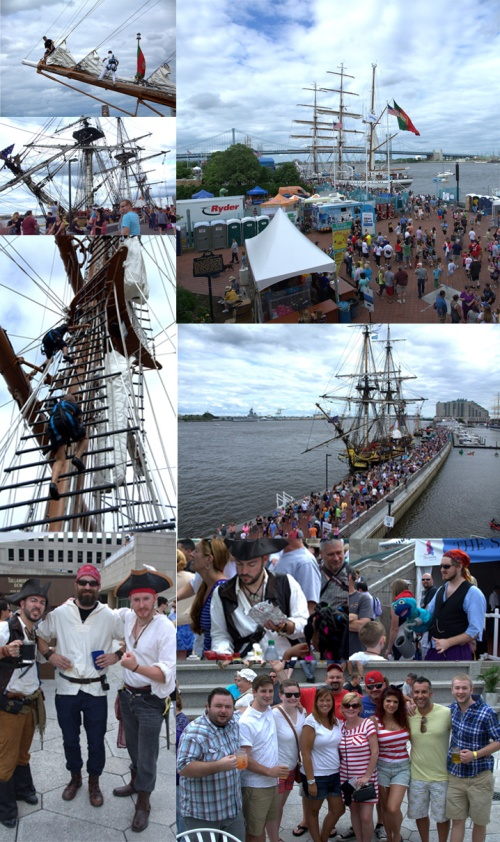 Tall Ships Festival | Last Day~Casting Off