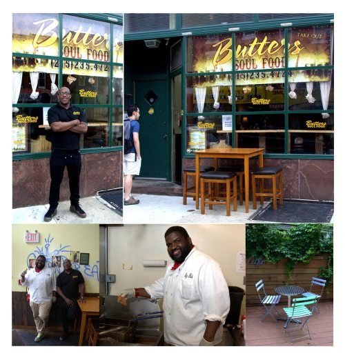 Butters Soul Food | Store owner Kevin Bell