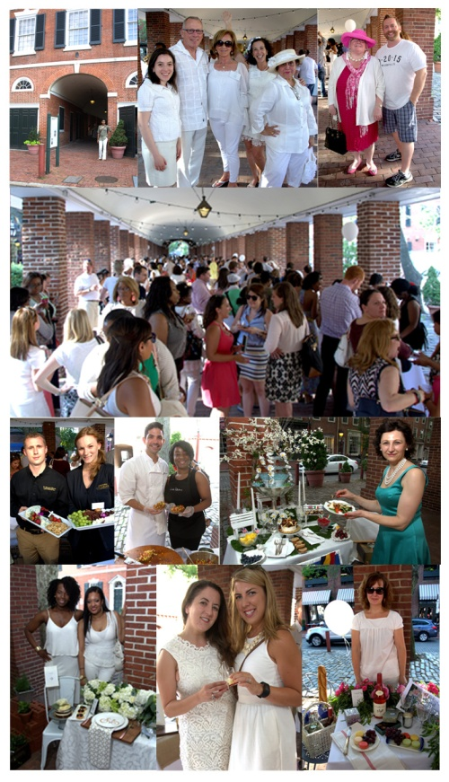 HEADHOUSE SQUARE  | Official preview party for Diner en Blanc 2015