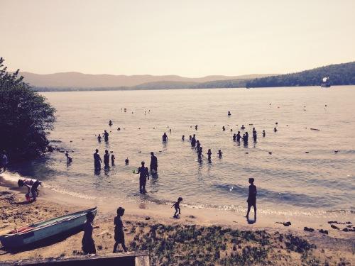 Lake George  |  32.7 mi² (84.7 km²) area