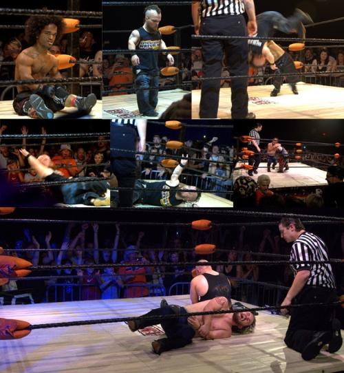 TLA  | Extreme Midget Wrestling
