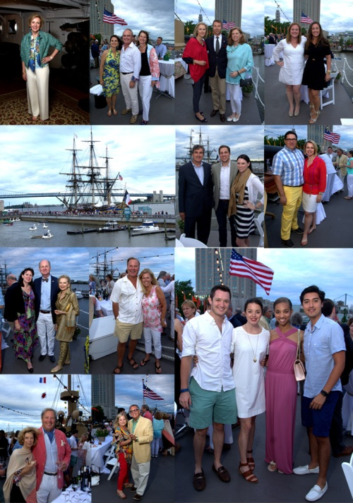 Tall Ships Party 2015 | USS Olympia