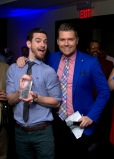 Aug 12, 2015, GQ US Bartenders Guild ~ Most Imaginative Bartender Competition