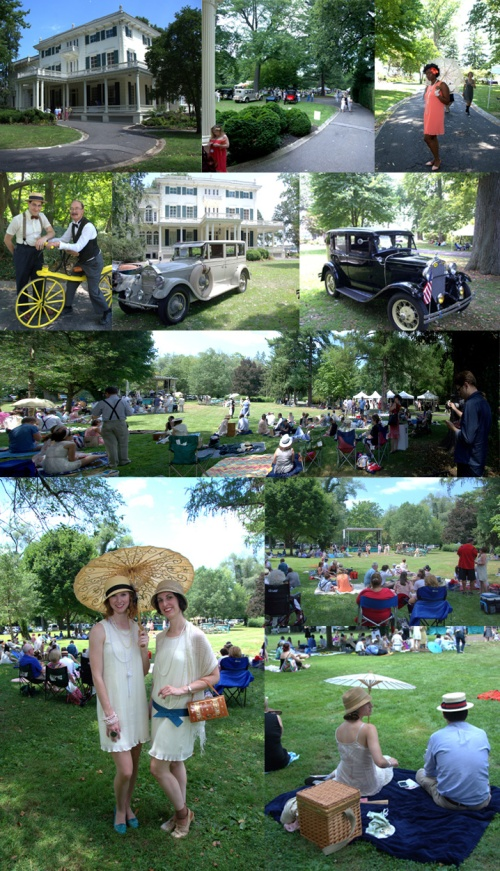 GLEN FOERD  |   Jazz Age Roaring 1920's Lawn Party