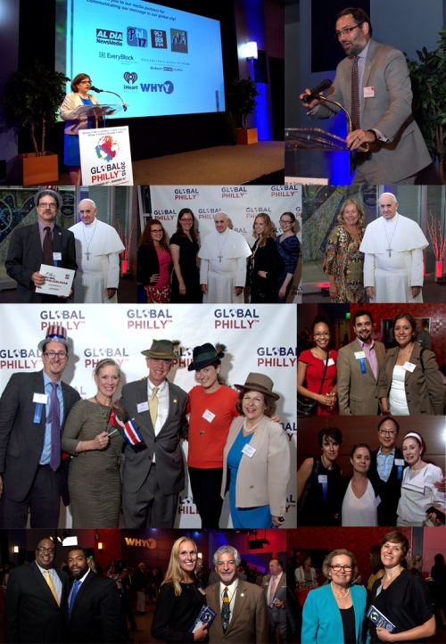 WHYY | Opening Ceremony of GLOBALPHILLY 2015