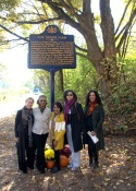 Oct 7, 2015 Dennis Farm Charitable Land Trust 3rd Annual Symposium~Unveiling of Historic Marker