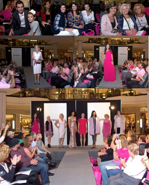KING OF PRUSSIA | The fashion show featured five breast cancer survivors as models