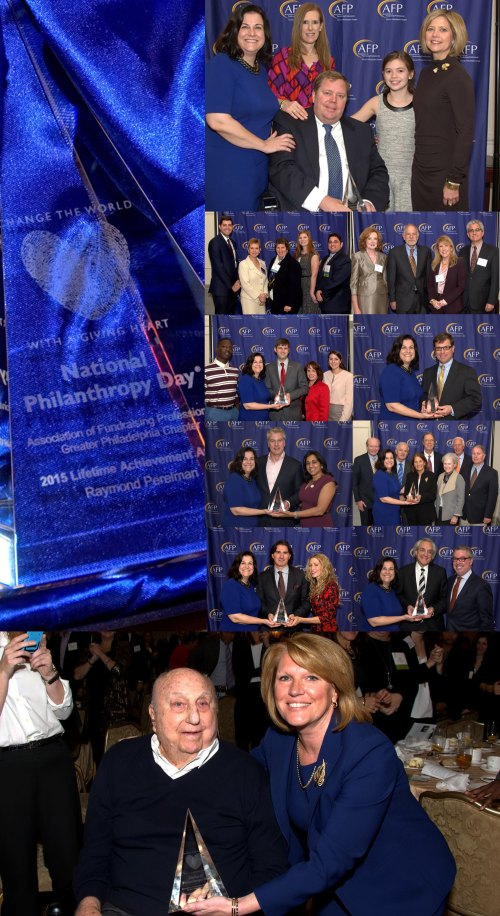 HYATT AT THE BELLEVUE   |  30th Annual National Philanthropy Day Awards Gala Luncheon