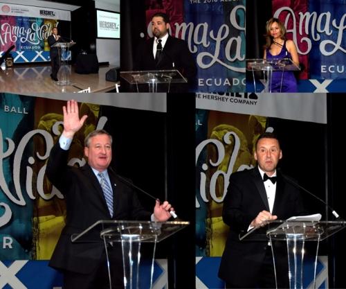 Greg Deshields | Nicolás Jimenez | Jennifer Rodriguez | Mayor Jim Kenney | Lou A. Rodriguez