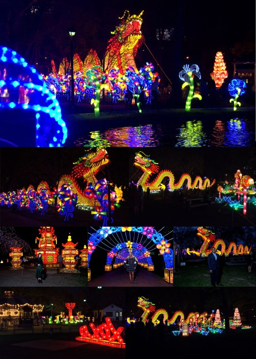FRANKLIN SQUARE | The Philadelphia Chinese Lantern Festival