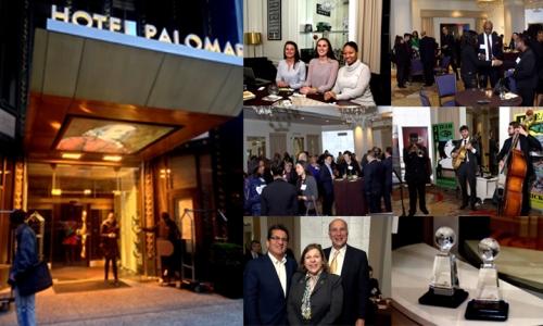 Hotel Palomar |  Edward Hazzouri, Zabeth Teelucksingh, Councilman Mark Squilla