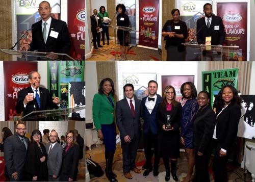 Jamaican Senator Don Wehby | Gina Burke-McDermott | Christopher Scott | Walt D'Alessio |