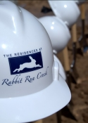 Apr 18, 2016 SDC Rabbit Run Creek, Model Groundbreaking