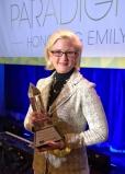 Mar 31, 2016 Paradigm Award Honoring Emily Bittenbender