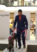 May 21, 2016  Bloomingdale's Spring Fashion Show with New Leash on Life