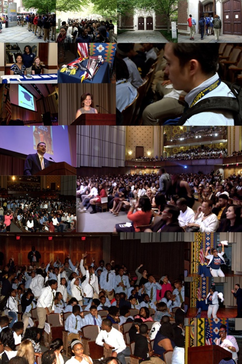 KIPP-Schools,-5th-Annual-Pennant-Ceremony-Program-Long-board
