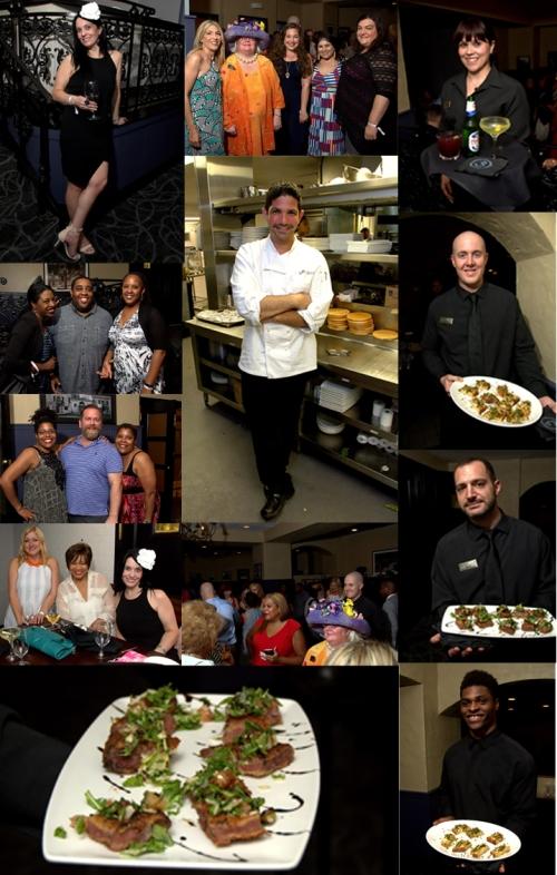 Grand opening for its new pop-up restaurant Fianco by Chef Luke Palladino
