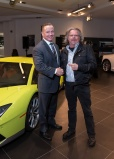 Feb 13, 2017 FC Kerbeck - Lamborghini- Aventador S unvailing