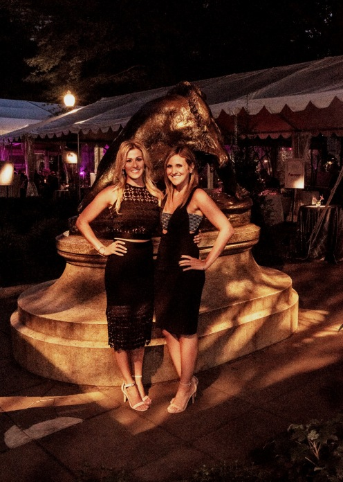 June 15, 2017 Ball on the Square 2017, Golden Ladies