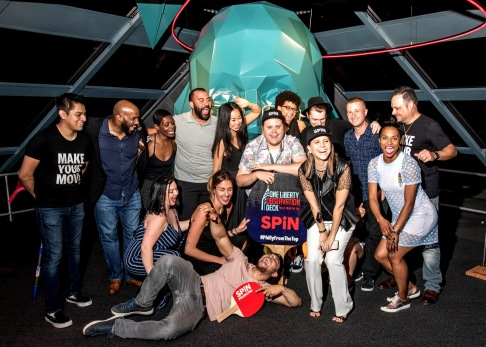 June 12, 2017 SPiN VIP Celebrations