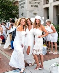 Aug 17, 2017 Dîner en Blanc 2017 @ Franklin Square