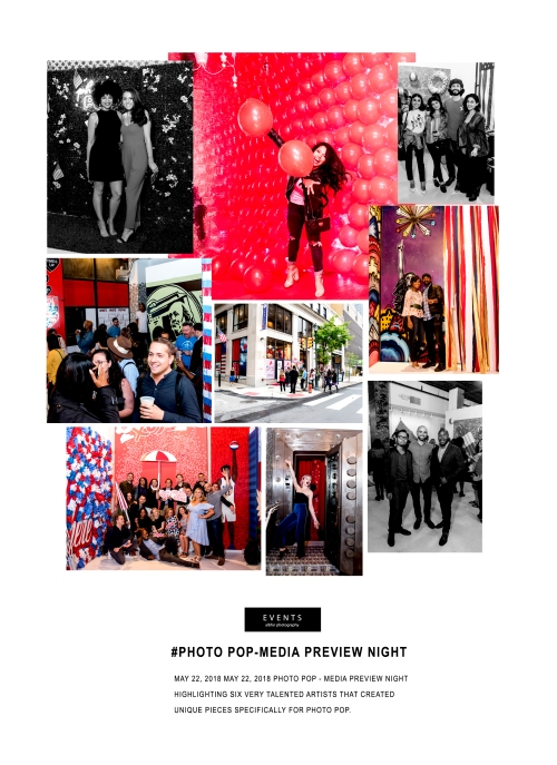 May 22, 2018 May 22, 2018 Photo POP - Media Preview Night