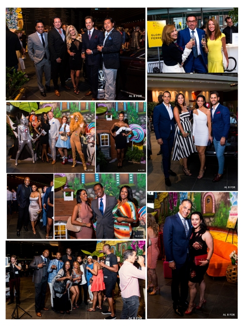 July 26, 2018 Style Party In The Land Of OZ Upscale NiteLife #2