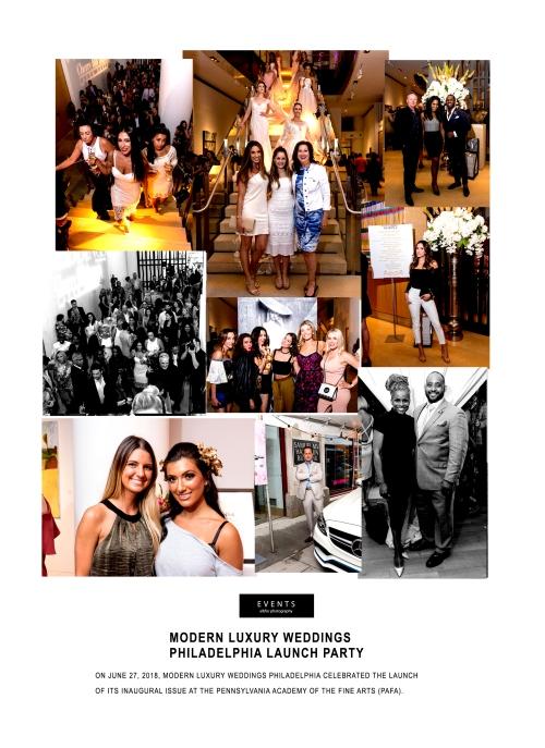 June 27, 2018 Modern Luxury Weddings|